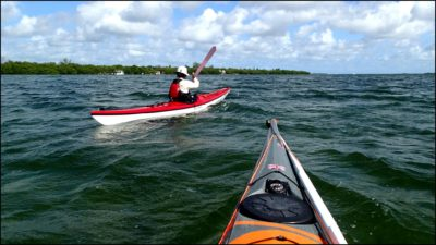 Sea Kayaking Lesson
