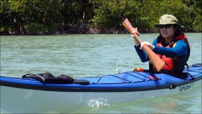 Kayak Touring Lesson