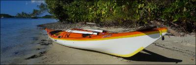 Kayak Keel Strip