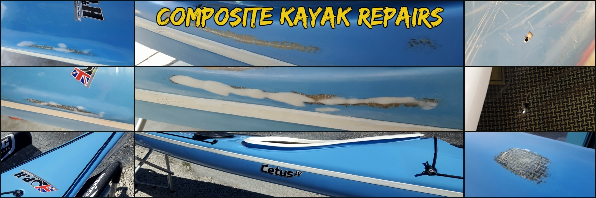 Composite Kayak Repair