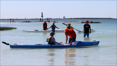 Introduction to Surf Ski Paddling