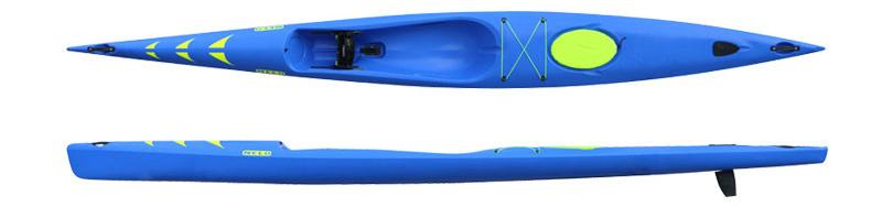 Nelo Surfskis Naples - Paddlesports of Naples