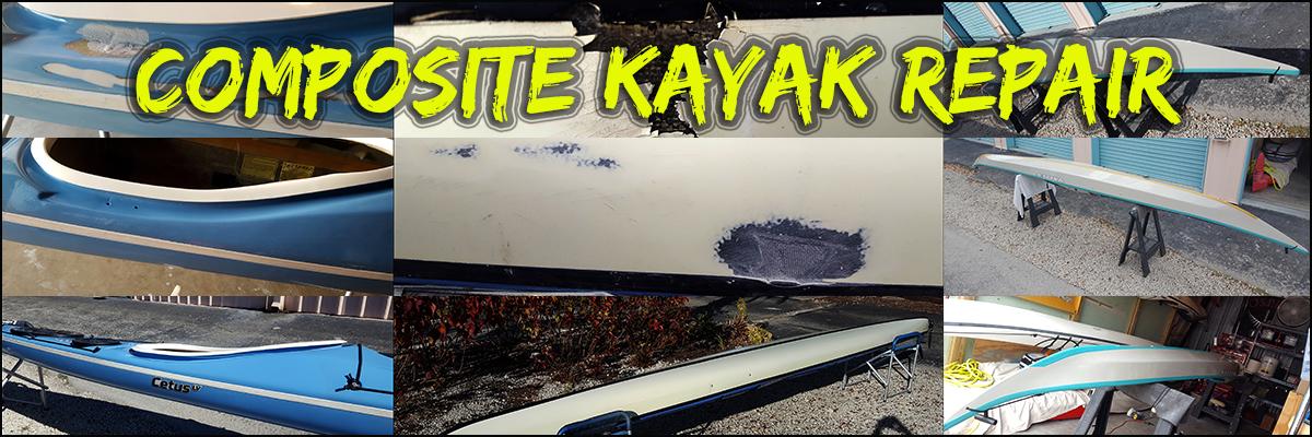 Composite Kayak Repair
