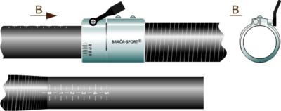 Braca Kayak Adjustment System II