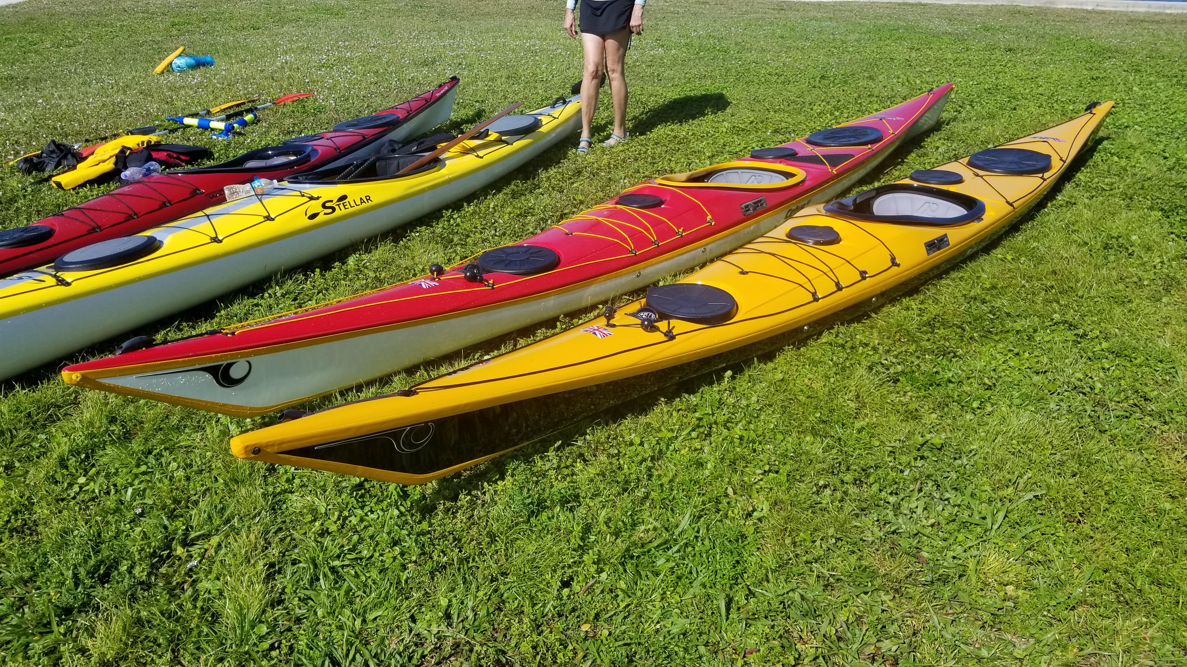 Used Kayaks Naples - Paddlesports of Naples