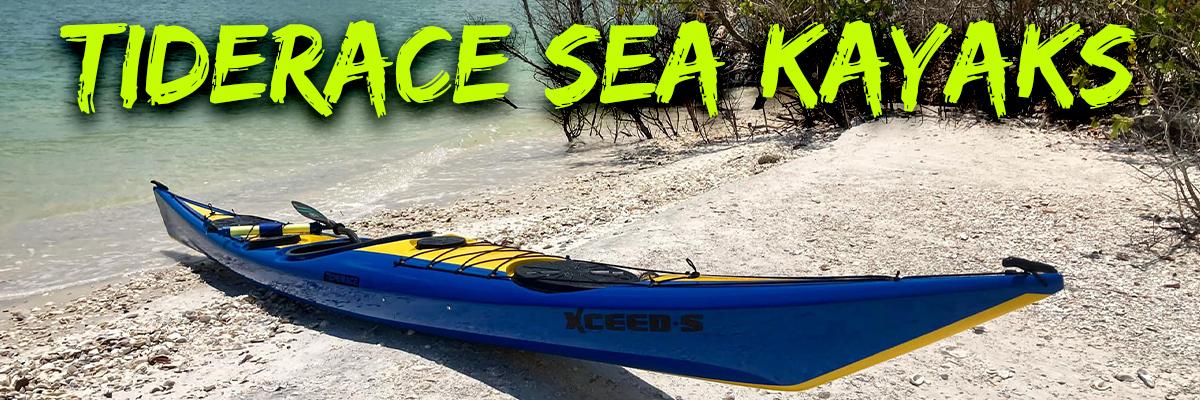 Tiderace Sea Kayaks